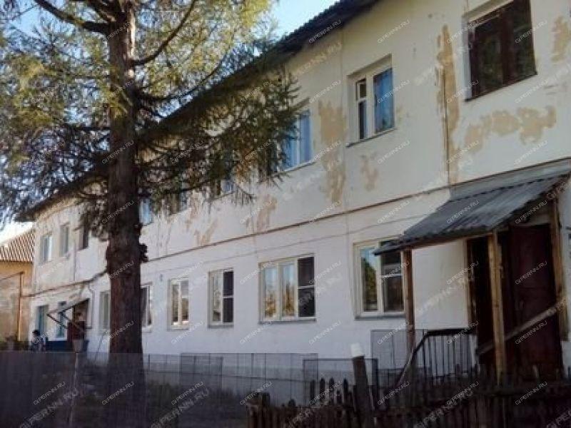 двухкомнатная квартира на улице Лермонтова дом 4 город Балахна