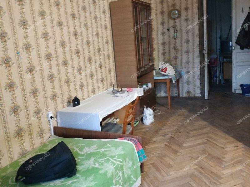 комната в доме 91 на улице Белинского