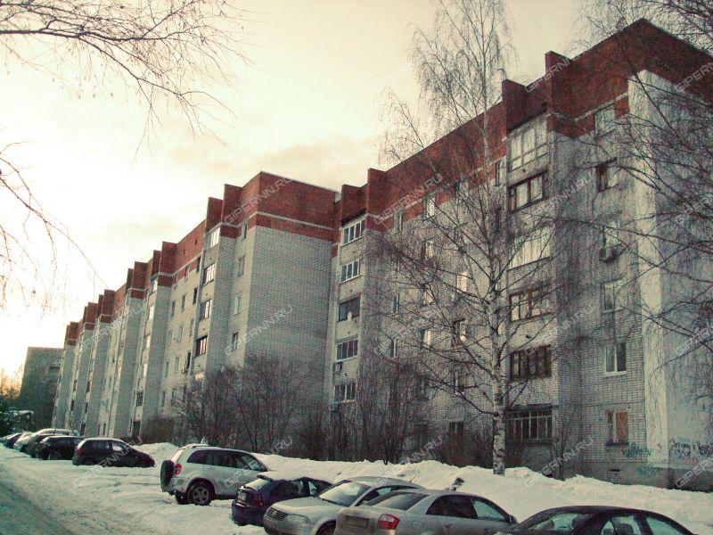 двухкомнатная квартира на улице Богородского дом 8 к1