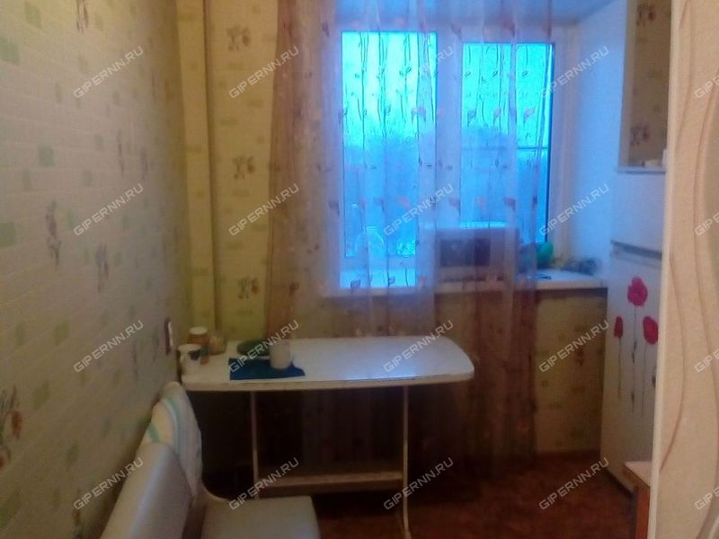 однокомнатная квартира на улице Гайдара дом 32 город Дзержинск