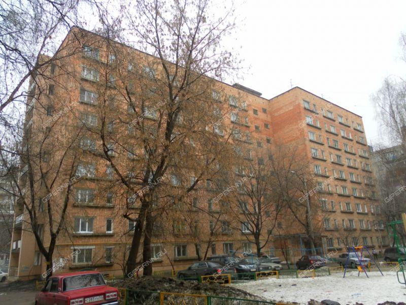 однокомнатная квартира на улице Героев Космоса дом 32