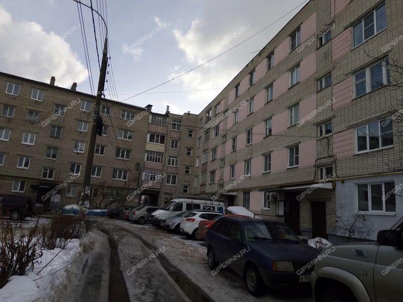 четырёхкомнатная квартира на улице Колхозная дом 2 город Городец