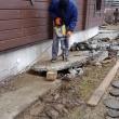 Что делать, если фундамент дома крошится после зимы?