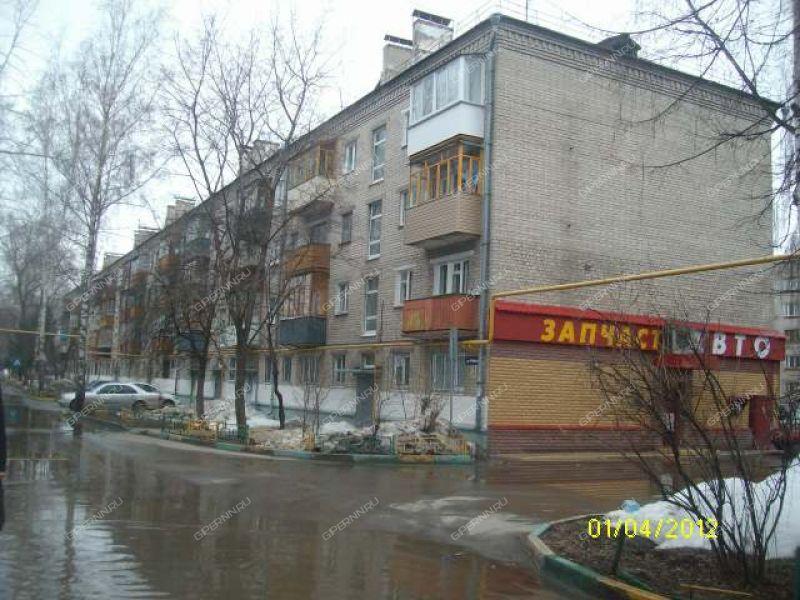 двухкомнатная квартира на улице Героя Рябцева дом 31