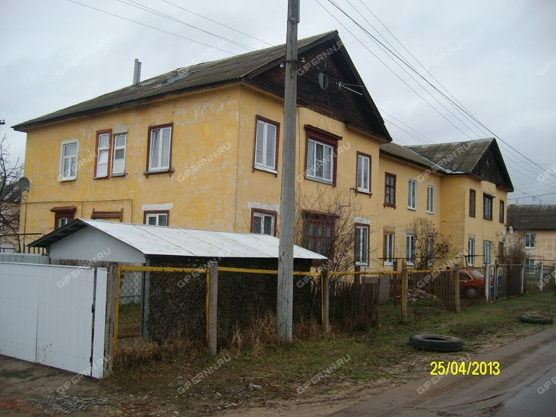 трёхкомнатная квартира на улице Фрезеристов дом 4