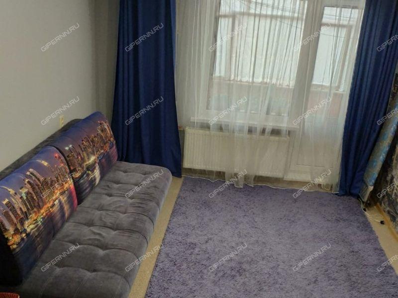 комната в доме 3 на улице Ларина
