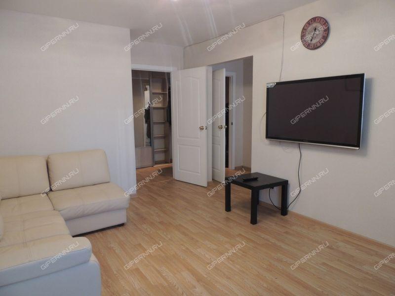 однокомнатная квартира на улице Малая Ямская дом 71