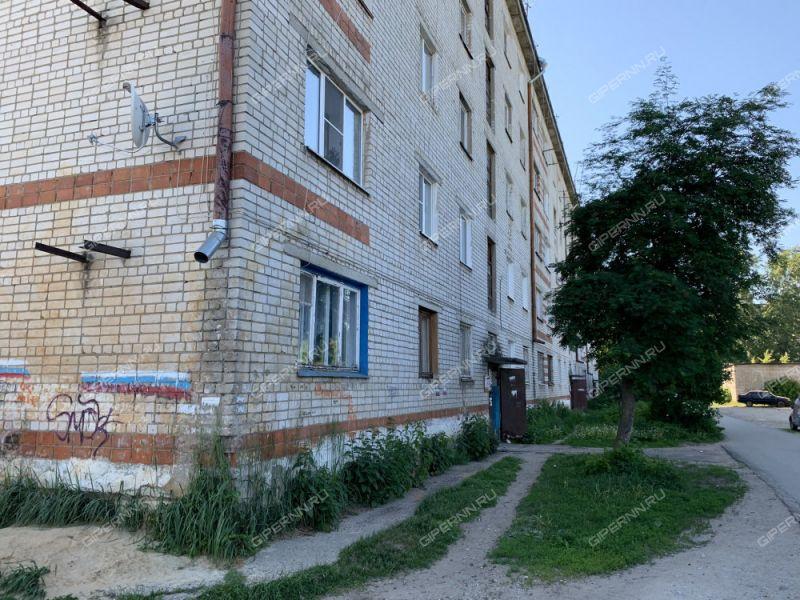 однокомнатная квартира на улице Железнодорожная дом 1А город Заволжье