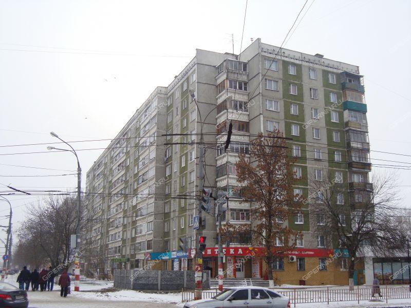 однокомнатная квартира на проспекте Бусыгина дом 19