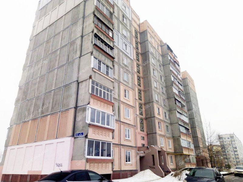 двухкомнатная квартира на Весенней улице дом 2 город Заволжье