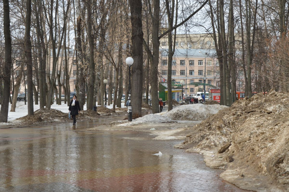 Какие парки и скверы благоустроят в 2018 году в Нижнем Новгороде? - фото 18