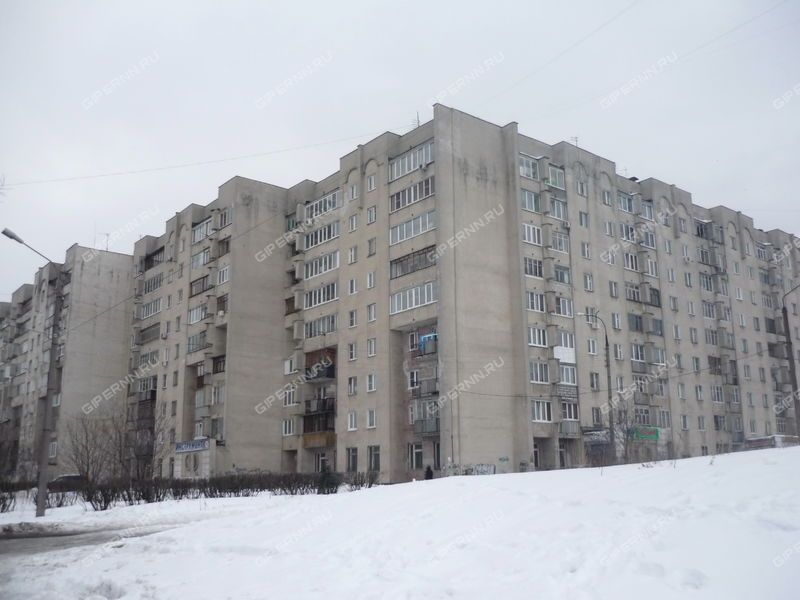 двухкомнатная квартира на улице Куйбышева дом 59