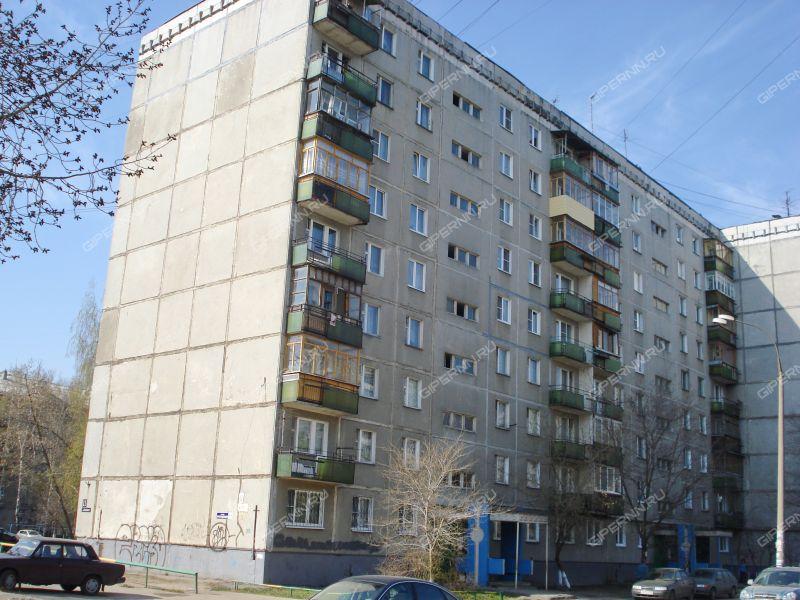 однокомнатная квартира на улице Краснодонцев дом 11