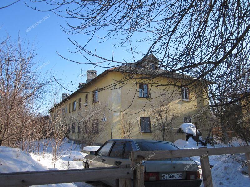 двухкомнатная квартира на улице Мончегорская дом 19