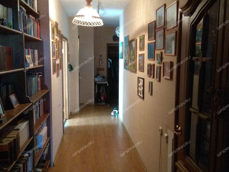трёхкомнатная квартира на Краснозвёздной улице дом 5