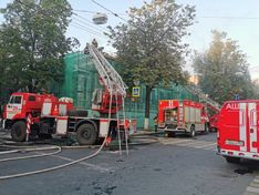«Нижегородский Нотр-Дам»: почему загорелся музей Горького?
