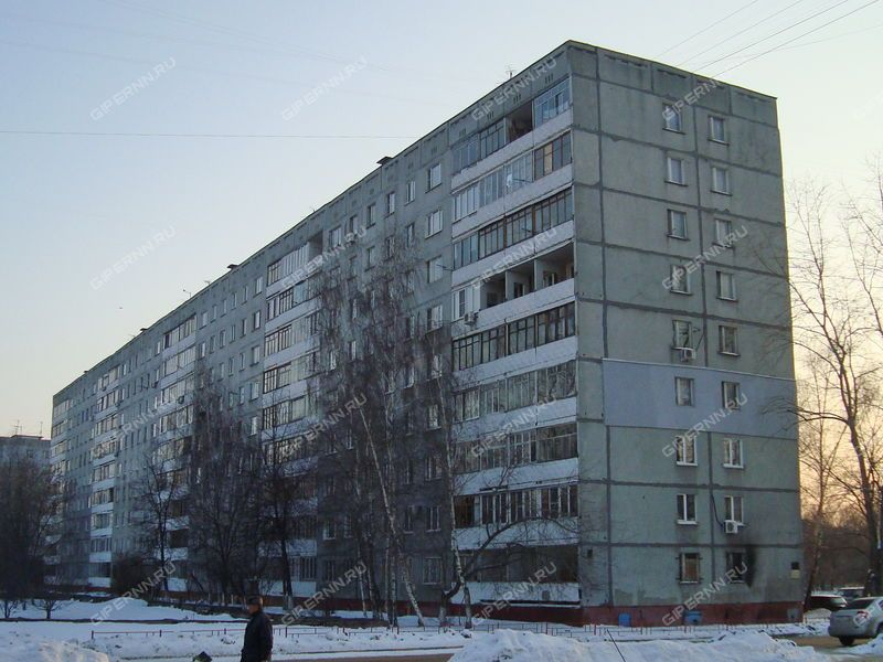 однокомнатная квартира на улице Адмирала Макарова дом 3
