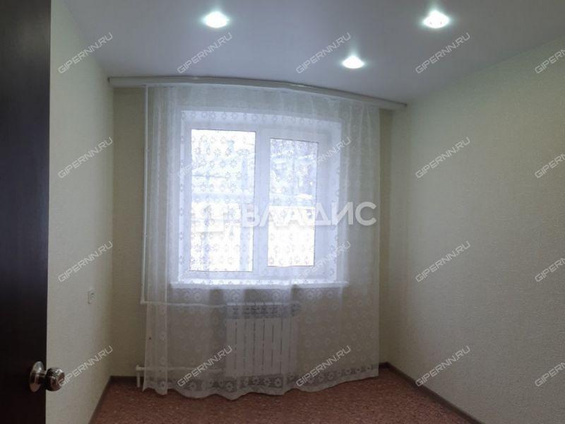 трёхкомнатная квартира на улице Гагарина дом 12 город Ворсма