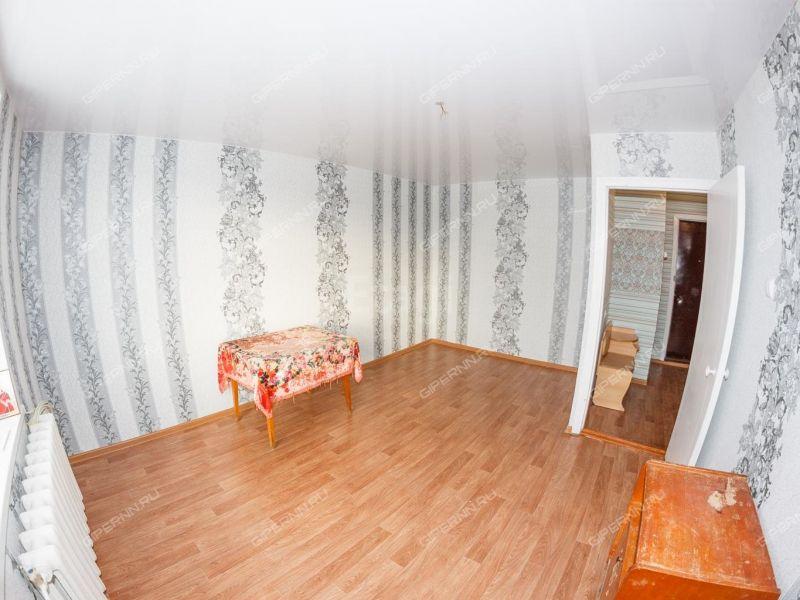 однокомнатная квартира на Центральной улице дом 25 город Нижний Новгород