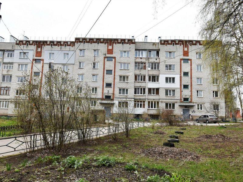 однокомнатная квартира на Школьной улице дом 51 посёлок Ждановский