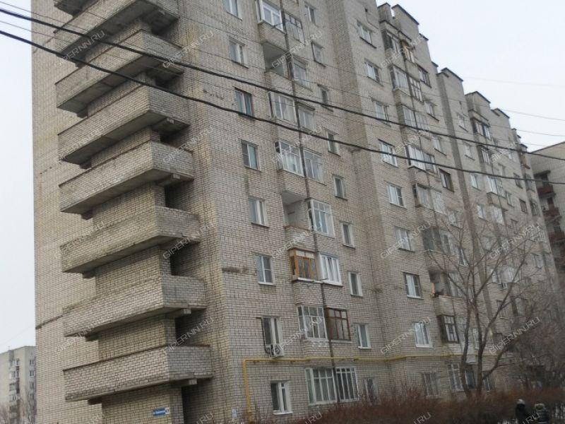 однокомнатная квартира на Берёзовской улице дом 67