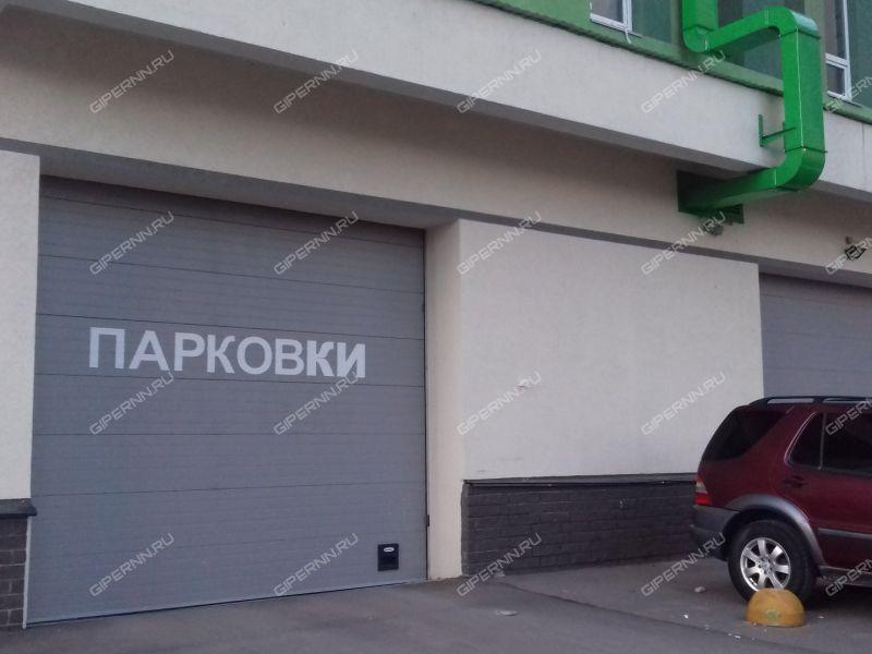 парковочное место на набережной Волжская