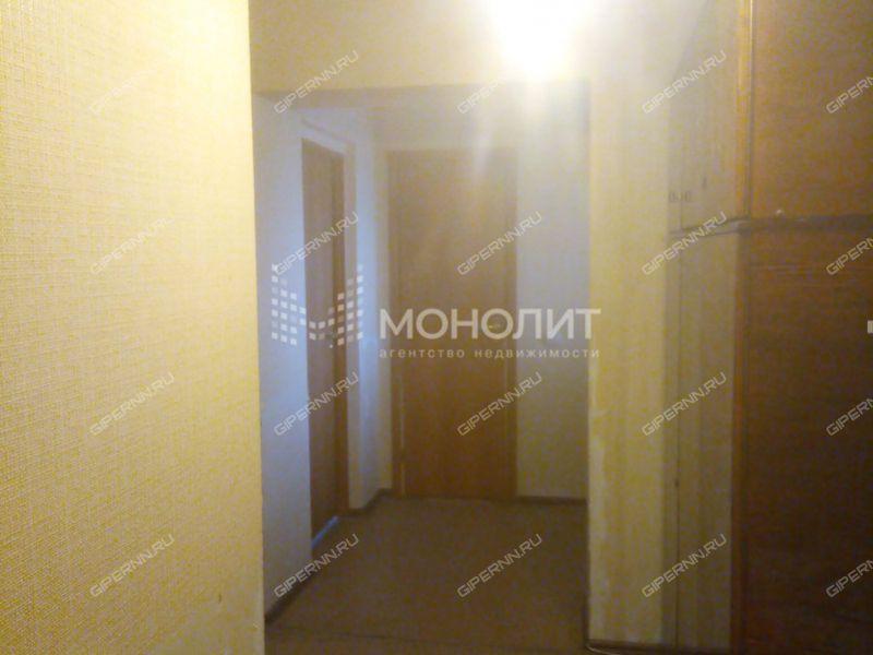 двухкомнатная квартира на улице Чкалова дом 37 к1