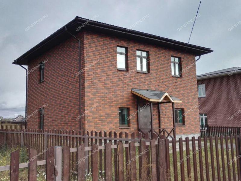 коттедж на Минской улице посёлок Новинки