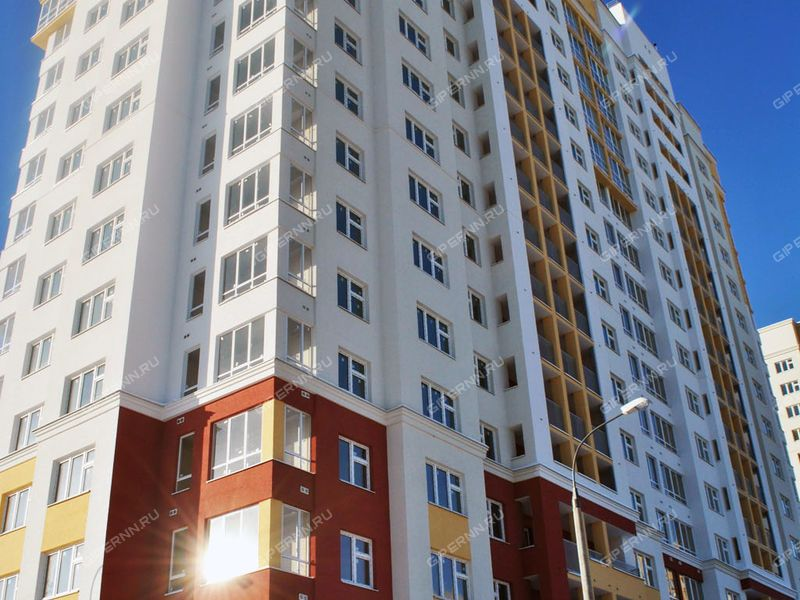 Белозерская улица, 6 фото