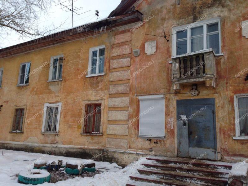 комната в доме 2 в 1-м Кемеровском переулке
