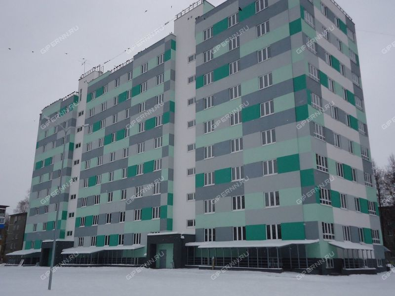 четырёхкомнатная квартира в новостройке на Южном шоссе