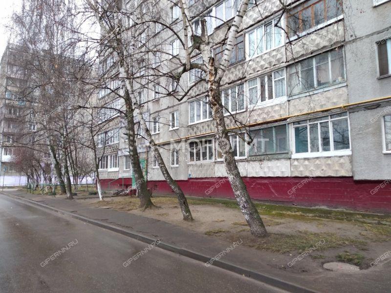 двухкомнатная квартира на улице Космическая дом 44