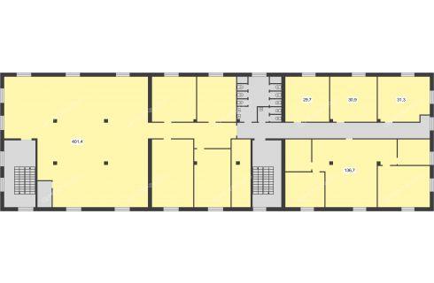 fabrika-motalnyy-10-motalnyy-pereulok-10 планировки бизнес-центра фото