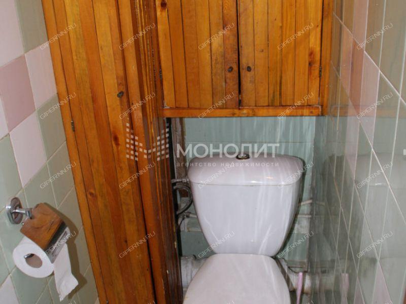 двухкомнатная квартира на улице Сергея Есенина дом 24