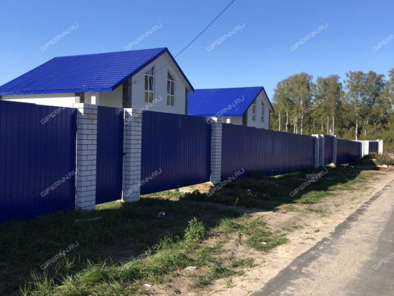 коттедж на Анатолия Викулова город Бор