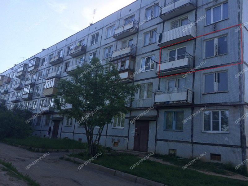 двухкомнатная квартира на Генерала Маргелова улица дом 68 деревня Истомино