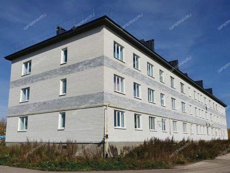 трёхкомнатная квартира на улице Мира село Кержемок