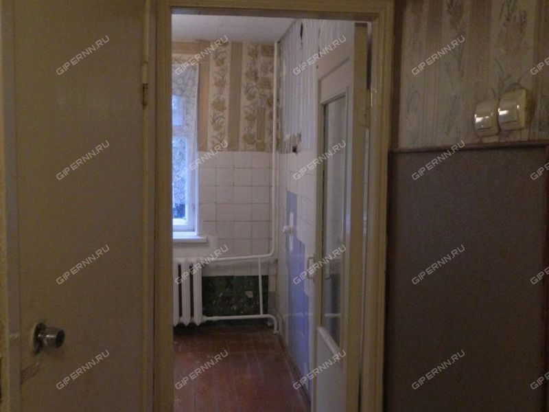 двухкомнатная квартира на улице Петровского дом 7
