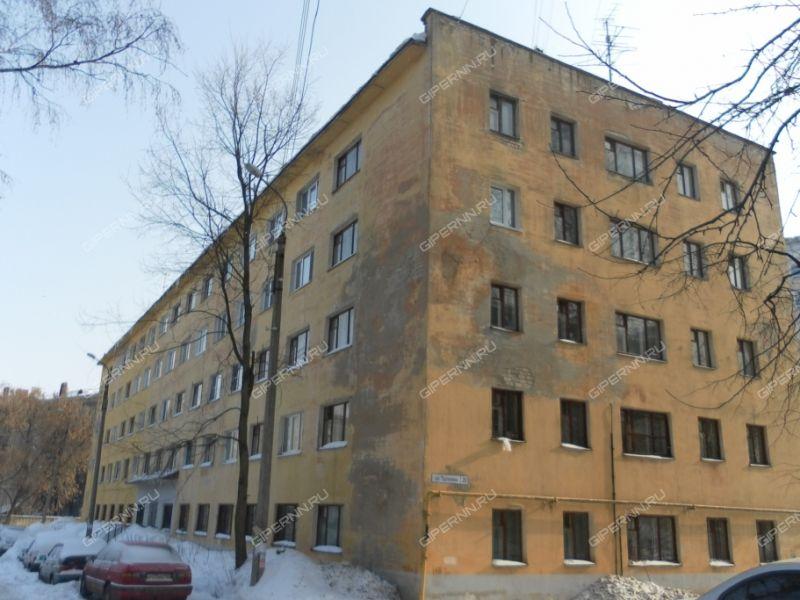 комната в доме 28 на улице Тургенева