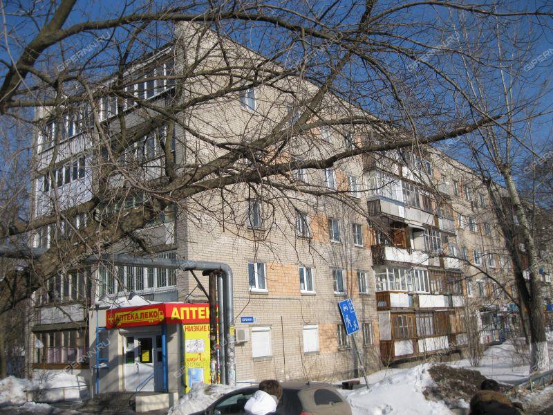 трёхкомнатная квартира на улице 1-й микрорайон Щербинки дом 19