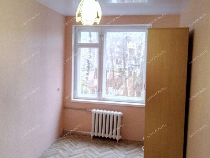 комната в доме 12 на улице Чаадаева