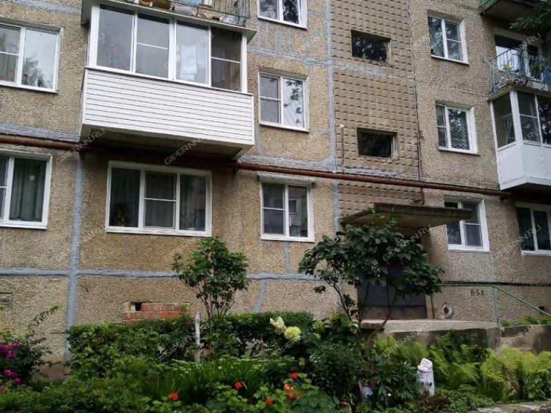 двухкомнатная квартира на улице Полевая город Павлово