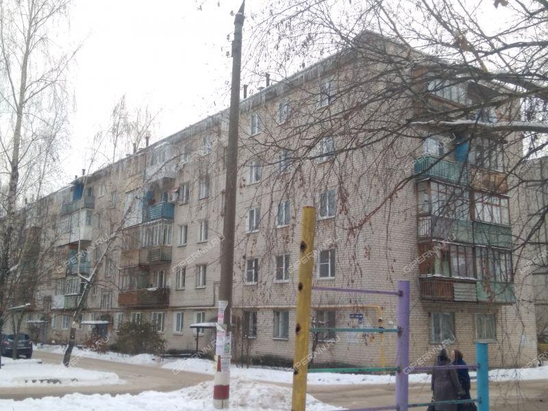 двухкомнатная квартира на улице Первомайская дом 14 город Бор